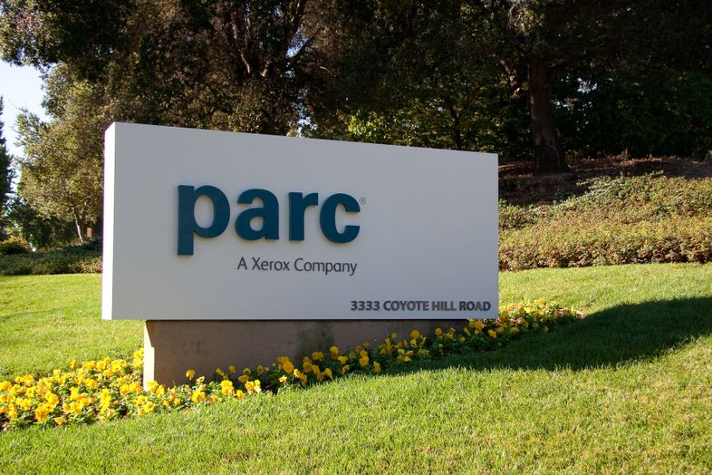 Photo of PARC building